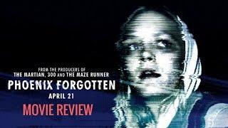 PHOENIX FORGOTTEN: Movie Review