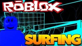 CSGO SURFING IN ROBLOX?