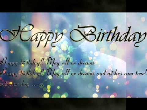 Selamat Ulang Tahun - Lilin Kecil (Cover Sweet 17th Levvi Fortuna) (HQ)