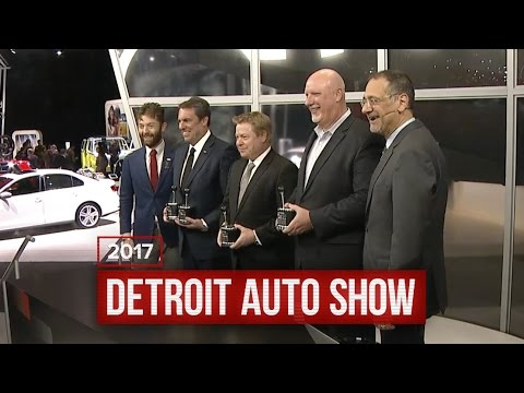 Detroit Auto Show 2017: Press day 2 --  First looks and auto execs all day
