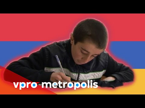 Forced private schooling in Armenia - vpro Metropolis