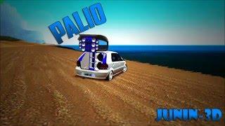 Palio com Paredão - Testando o Som - Junin-3D - GTA San Andreas