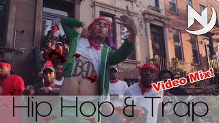 Baixar Best Hip Hop & Trap Urban & Rap Mix 2018   Bass Boosted Party Trap Hip Hop Black Hype Music #66