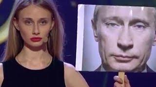 В сети появилось видео дочери президента России! Она как две капли похожа на отца - РЖАКА!
