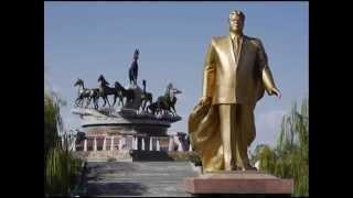 видео город Ашхабад достопримечательности
