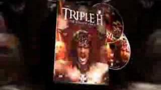 WWE Triple H - The King of Kings DVD