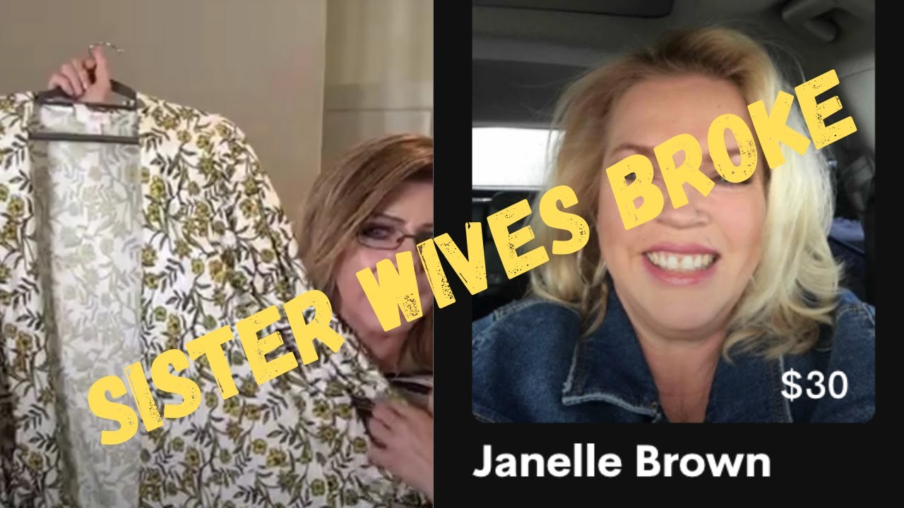 Meri Brown Charges Fans $40 for Used Clothes & Janelle Brown Sells $30 Shout Outs As Money Woe Mount
