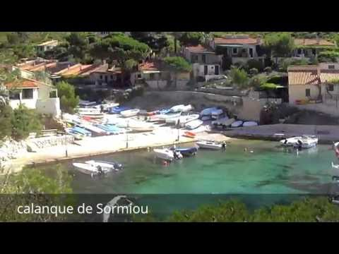 Places to see in ( Marseille - France ) calanque de Sormiou