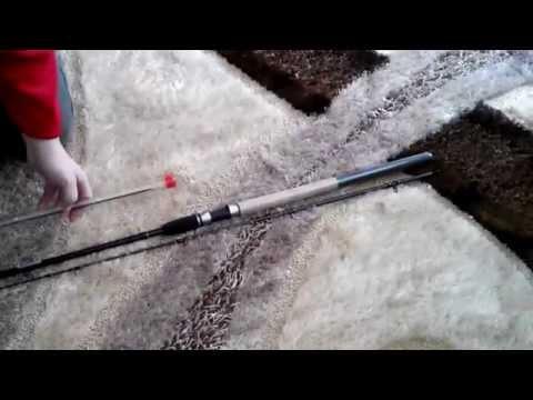ловля пикером на флэт