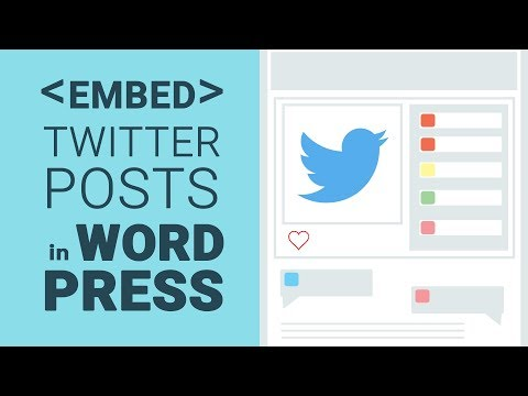 How To Embed Twitter Feed On Website?