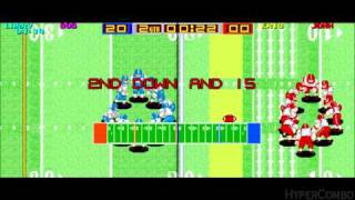 Tecmo Bowl Arcade Version #1