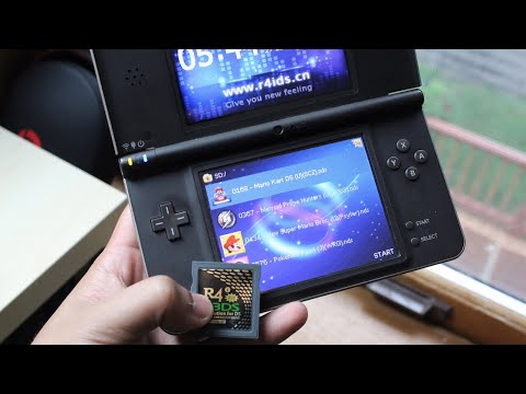 Hack Any Nintendo DS/ DSi/ 3DS To Play FREE Games! (FlashKart Installation)