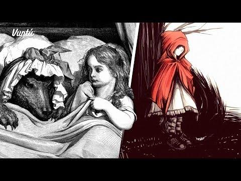 La escalofriante historia real de Caperucita Roja