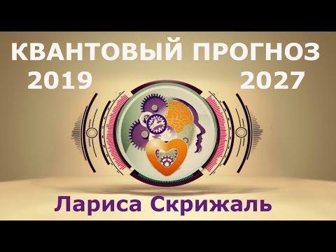 Новый этап индивидуализации - Квантовый прогноз 2018- 2027 год  Восприятия квантового пространства