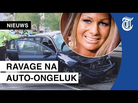 Barbie in ziekenhuis na auto-ongeluk