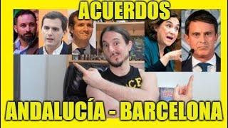¿DESASTRE? Analizando acuerdo de GOBIERNO en ANDALUCÍA y BARCELONA - NGP 52