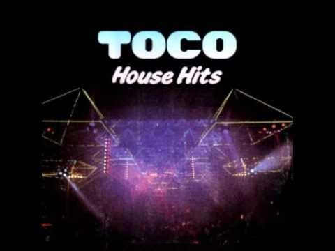 "VINYL   ""TOCO HOUSE HITS""    1989   Side - A"