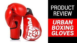 Punch Equipment® Urban Boxing Gloves Review