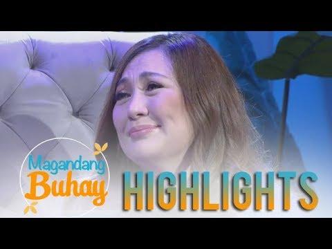 Magandang Buhay: Sharon Cuneta cries because of Magandang Buhay's surprise for her