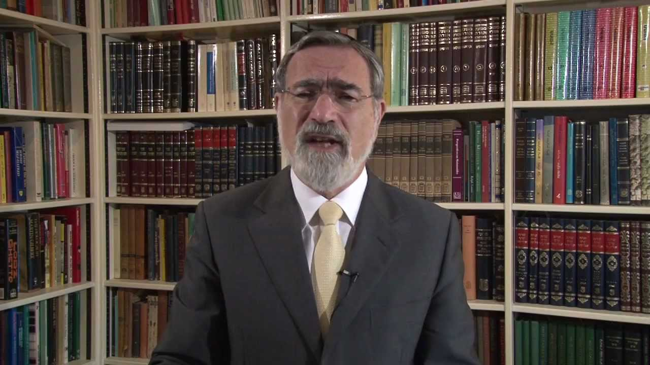 Shoftim 5771 - Covenant & Conversation - Thoughts on the weekly parsha from Chief Rabbi Lord Sacks