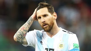 IS MESSI TO BLAME?  |  ARGENTINA 0-3 CROATIA POST MATCH REACTION |  2018 WORLD CUP