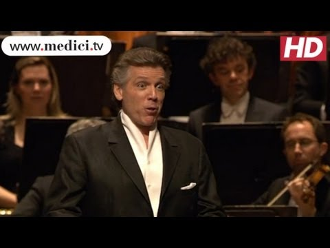 Thomas Hampson and the Royal Concertgebouw Orchestra - Mahler