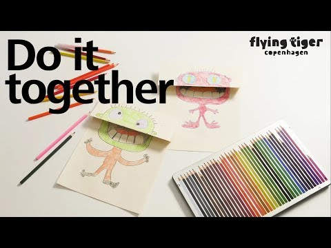 Do-It-Together drawing