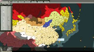 Arsenal of Democracy - Japan Gameplay - Attack on the Soviet Union