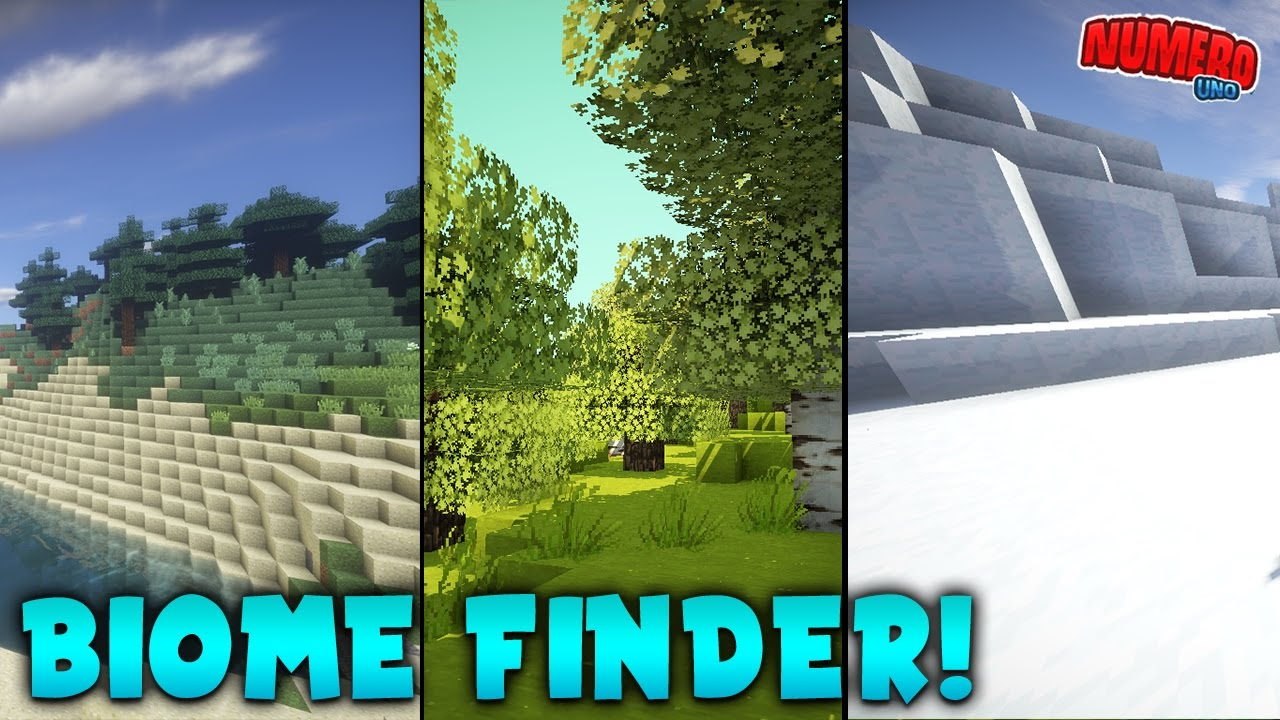biome finder – Zacov