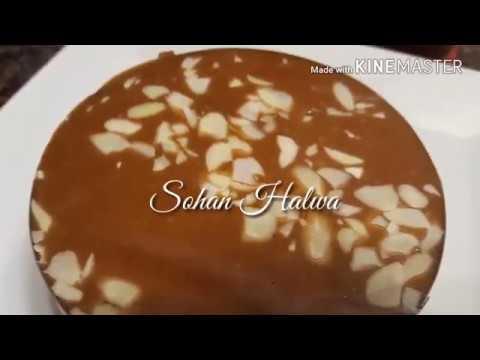 How to make Hard & Crunchy Sohan Halwa by FOOD VILLA