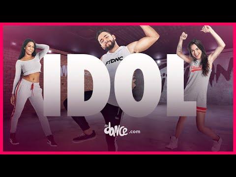 Idol - BTS (방탄소년단)   FitDance KPOP (Choreography) Dance Video