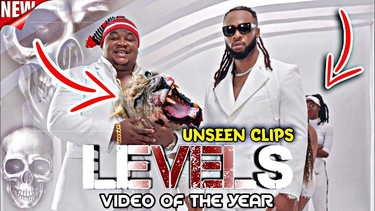 Download Cubana Chiefpreist + Flavour Levels Official Video ☠️ Unseen Clips