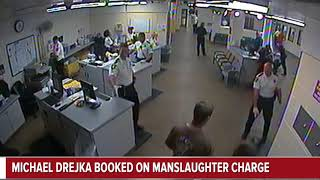 Michael Drejka booked on manslaughter charge