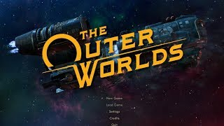 The Outer Worlds - Space RPG from Obsidian!