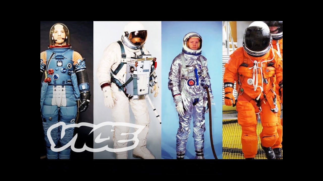 The Next Generation Space Suit - YouTube