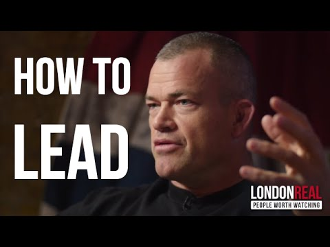 QUALITIES OF A NAVY SEAL LEADER - Jocko Willink on Leadership