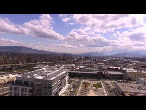 ROGUE VALLEY SKYVIEW OREGON DJI DRONE