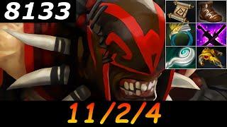 Dota 2 Bloodseeker 8133 MMR 11/2/4 (Kills/Deaths/Assists) Ranked Full Gameplay thumbnail