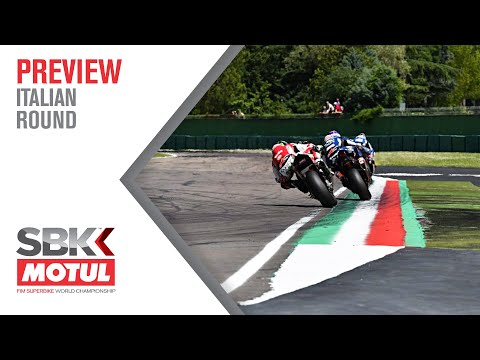 The Curtain Opens for Act 5. 👀 🇮🇹 #ItalianWorldSBK