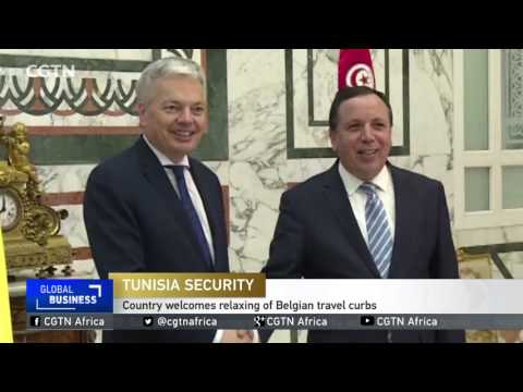 Tunisia welcomes relaxing of Belgian travel curbs