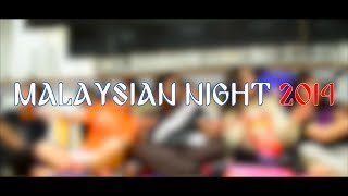 Penn State University Malaysian Night 2014 Teaser Trailer 2