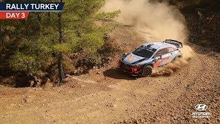 Rally Turkey Day Three - Hyundai Motorsport 2018