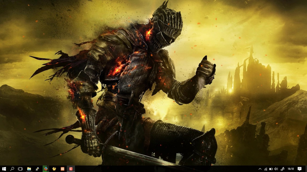 wallpaper engine dark souls 3 - youtube