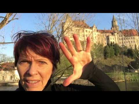Postcards From Germany: Sigmaringen Castle