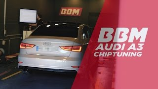 Audi A3 Limo 2.0TDI Chiptuning by BBM