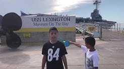 USS Lexington Corpus Christi Tour