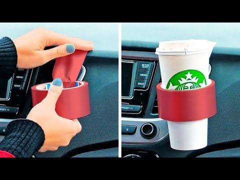 101 Smart Life Hacks For Any Occasion Youtube