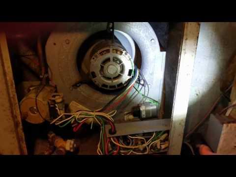 Air Handler Blower Motor Not Running Repair (Apollo Hydroheat MA4230)