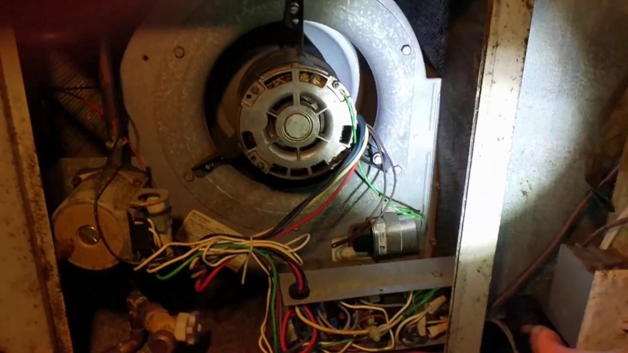 Air Handler Blower Motor Not Running Repair Apollo