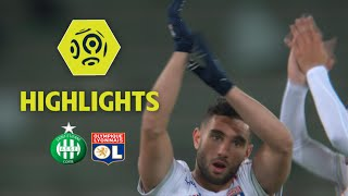 AS Saint-Etienne - Olympique Lyonnais (0-5) - Highlights - (ASSE - OL) / 2017-18